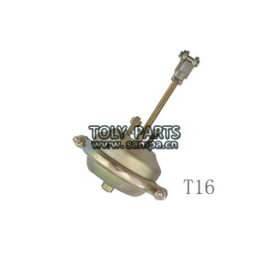 Yellow T24 Spring Single Brake Chamber with OEM 4231070500 pictures & photos