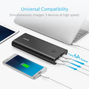 Anker Powercore+ 26800 with Qualcomm Quick Charge 2.0 Anker Power Bank pictures & photos