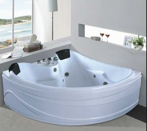 1500mm Corner Jacuzzi (AT-8313) pictures & photos