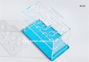 Clear Acrylic Bank Note Paper Box (BTR-H3003) pictures & photos
