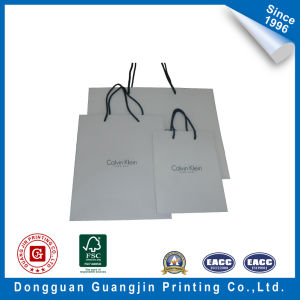 Ck Brand Printed Paper Bag Shopping Bag Hand Bag pictures & photos