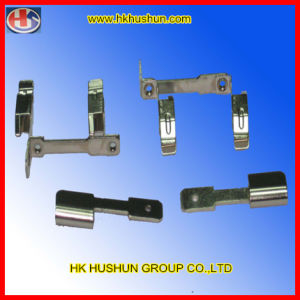 Precision Stamping Metal Spring Clip (HS-BC-023) pictures & photos