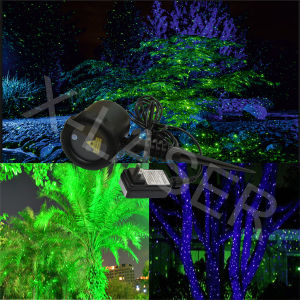 Christmas Laser Light Fast Shipping Outdoor Red Green Blue Motion Star Projector Laser Shower Light with Photo Sensor pictures & photos