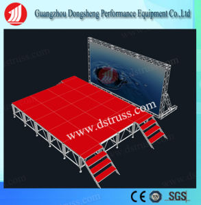 Goal Post Truss Stage Furniture Aluminum Background Truss Portal Frame for Celebration Performance pictures & photos