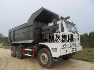 Dump Trucks, 70t Coal Mine Tipper. Tractor Truck Trailer pictures & photos