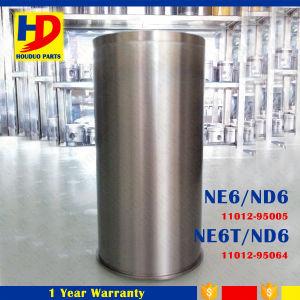 Ne6 / Ne6t for Nissan Diesel Engine Cylinder Liner Kit (11012-95005 11012-95064) pictures & photos