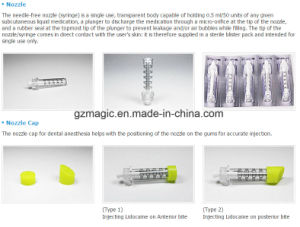 A0126 Korea Style Mini Painless Needle Free Injection with Wholesale Price pictures & photos