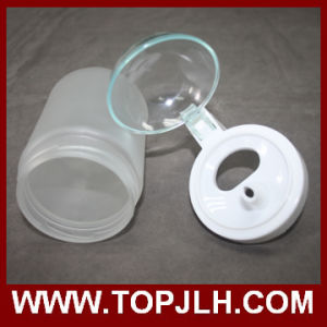 Blank Sublimation Frosted Glass Oil Bottle pictures & photos
