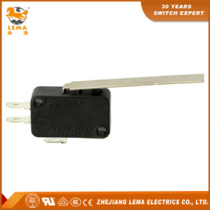 Lema Kw7-9I Long Lever Actuator Plastic Micro Switch pictures & photos