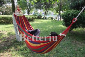 Smart Canvas Hammock Chair for Outdoor Swing pictures & photos