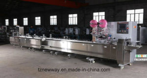 High Speed Automatic Feeding Pillow Food Packing Machine with Ce Certificate
