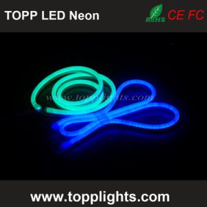 Super Slim LED Flexible Neon Light for Advertising Neon Sign (TP-UN230V(120V, 24V, 12V)) pictures & photos