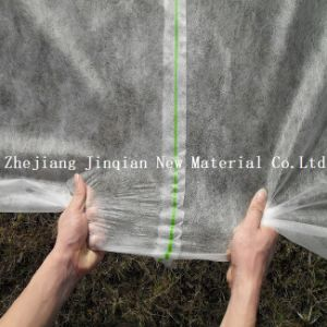 Disposable Nonwoven Products Eco-Friendly PP Spunbond Nonwoven Fabric pictures & photos