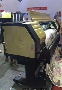 Dual 5113 Printhead Flag Printing Machine, Fabric Printer pictures & photos