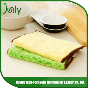 Latest Popular Cleaning Rag Wiping Cloth Microfiber Cloth pictures & photos