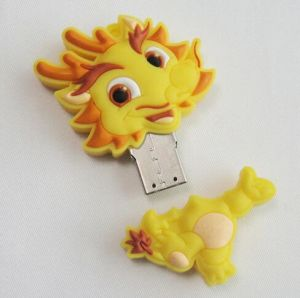 PVC Top-Rated USB Flash Drive with Free Sample pictures & photos