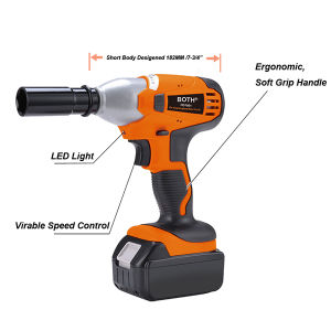 3.0ah Cordless Power Tool Impact Drivers (HD1601-1830) pictures & photos