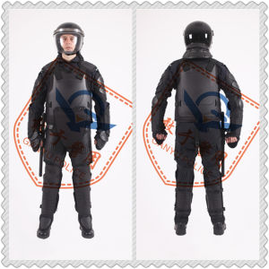 Double Knee Protector Non-Ballistic Body Armor Anti Riot Suit pictures & photos
