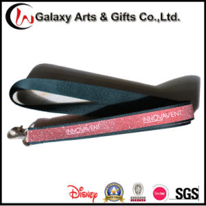 15mm/20mm/2.5mm Custom Printed Logo Polyester Glitter Lanyard pictures & photos