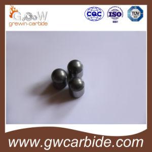 Bearing Cemented Tungsten Carbide Ball pictures & photos