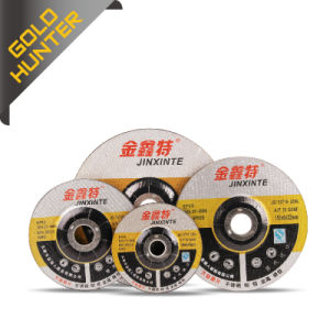 2017 High Quality Big Size Grinding Wheel 230 pictures & photos