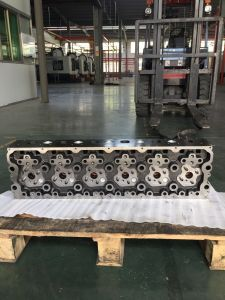Cylinder Head Engine Part for Renault Dci11 pictures & photos