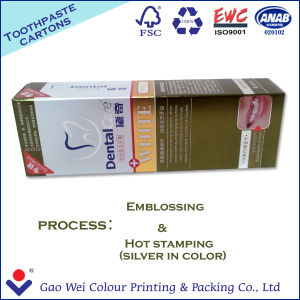 High Quality Packing Paper Box pictures & photos
