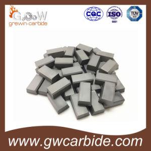 Tungsten Carbide Brazed Inserts K10 P10 M10 pictures & photos