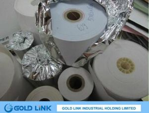 Thermal Paper in Jumbo Rolls for POS, ATM, Mobile Using pictures & photos
