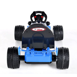 Electric Ride-on Children′s Toy Car-Blue Kart pictures & photos