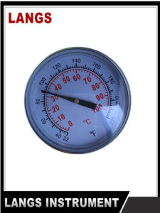 007 52mm Bimetal Thermometer pictures & photos