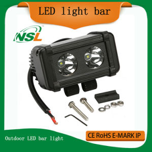 LED Car Flood Light 20W LED Light Bar LED Crees 4.5inch LED Light Bar Cheap LED Light Bars pictures & photos