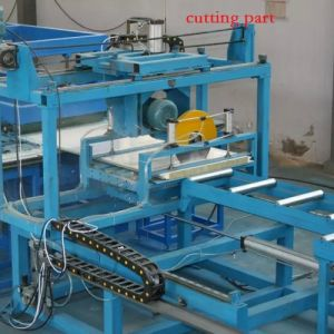 Sandwich Wall and Roof Panel Roll Forming Machine pictures & photos