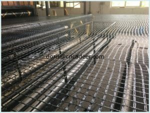 50kn Fiberglass Geogrid for Old Road pictures & photos