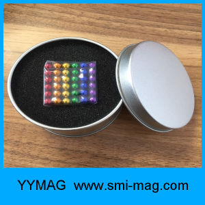 5mm 216 PCS Magnets Sphere Magnet Ball Magnet Cube Neo Cube pictures & photos