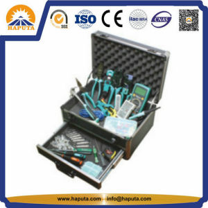 Aluminium Carrying Tool Storage Box with Drawers (HT-2103) pictures & photos