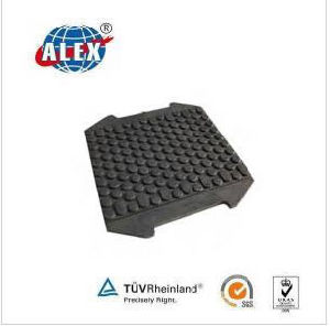 HDPE EVA Rubber Rail Pad for Railroad pictures & photos