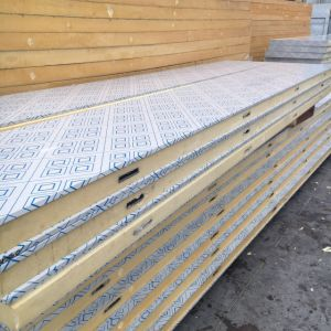 PU Sandwich Panel with PPGI pictures & photos