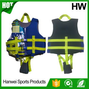 Child 2-Buckle Deluxe Swimming Floatation Life Jacket (HW-LJ006) pictures & photos