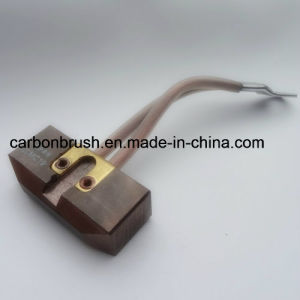 carbon brush and carbon brush holder for Automatic charging brush car device pictures & photos