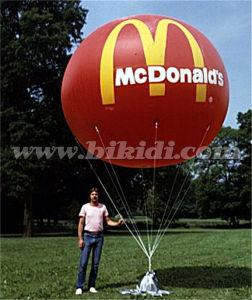 Advertising Inglatable Round Helium Balloon to USA K7063 pictures & photos