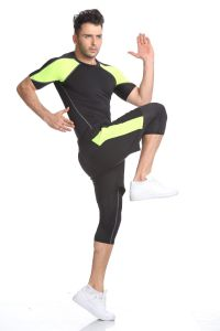 Customized Color Fashion Fitness Compression Gym Running Sportswear pictures & photos