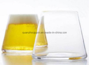 OEM Japanese Mount FUJI Design Juice Beer Glass Cup pictures & photos