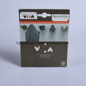 Custom Printed Plastic PP Packaging Card pictures & photos