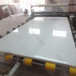 Super White Polishing 2cm Quartz Stone pictures & photos