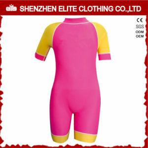 Wholesale Cheap Kids Rash Guard One Piece Swimwear (ELTRGI-58) pictures & photos