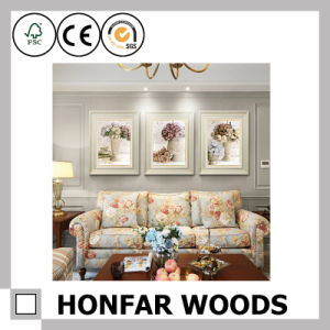 Hotel Royal Suit Decoration Black Wood Painting Poster Frame pictures & photos