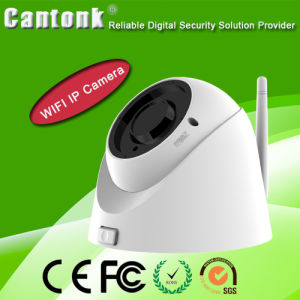 Manual Zoom Lens Dome 4MP Network CCTV Security WiFi IP Camera (SHQ30) pictures & photos