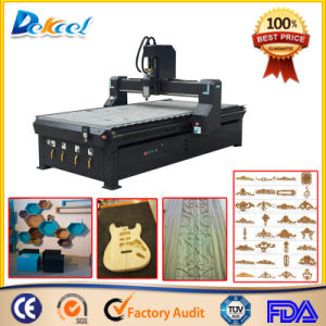 Wordrobe/ Wood Bed/ Guitar 1325 CNC Router Mill Engraving Machine pictures & photos