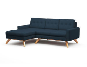 Luna 90 L Shape Sofa     pictures & photos